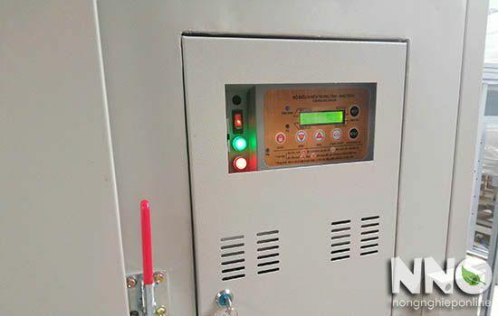 Bảng điều khiển máy sấy lạnh Mactech