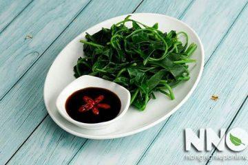 Bị đau xương khớp (gout), bị sỏi thận có nên ăn rau mồng tơi